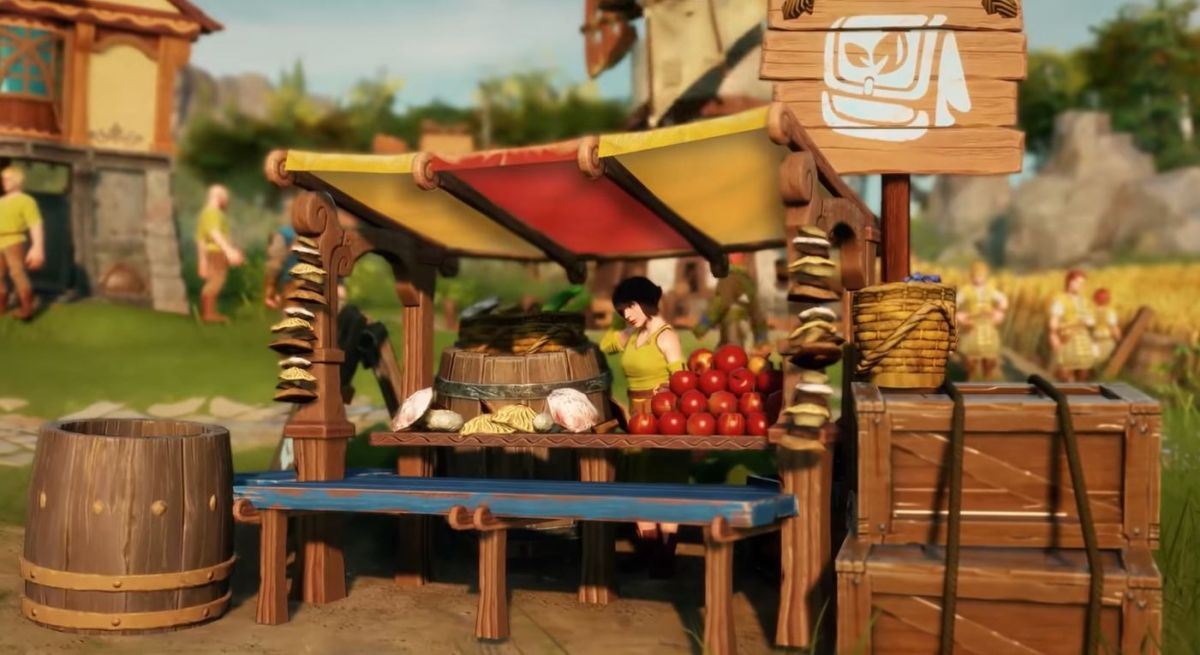 Ubisoft is making a new The Settlers game