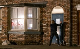 Coronation Street spoilers: Can Chesney Brown save Gemma from the fire?