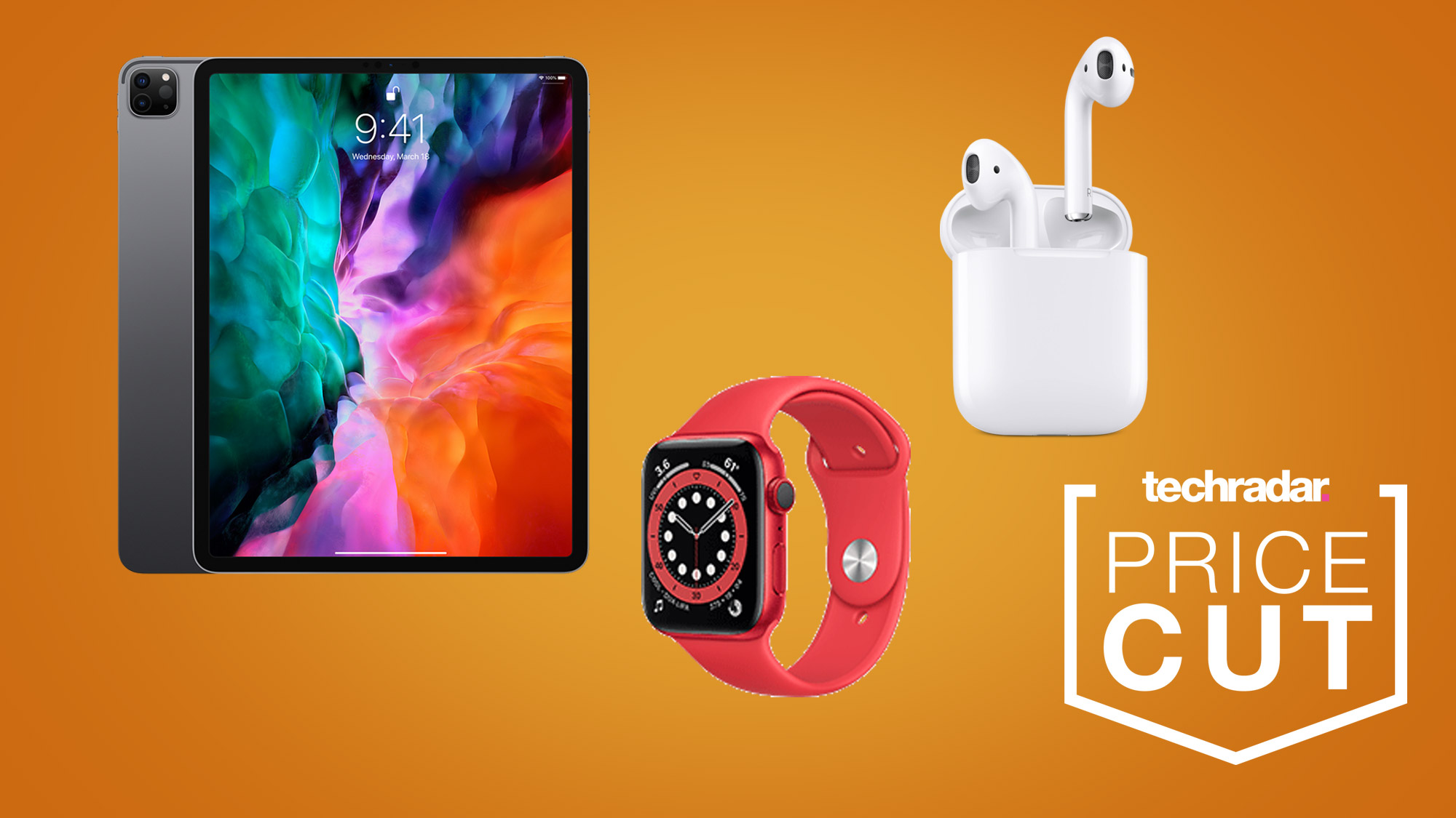 Huge Apple sale at Amazon: deals on AirPods, iPads, Apple Watch, and more