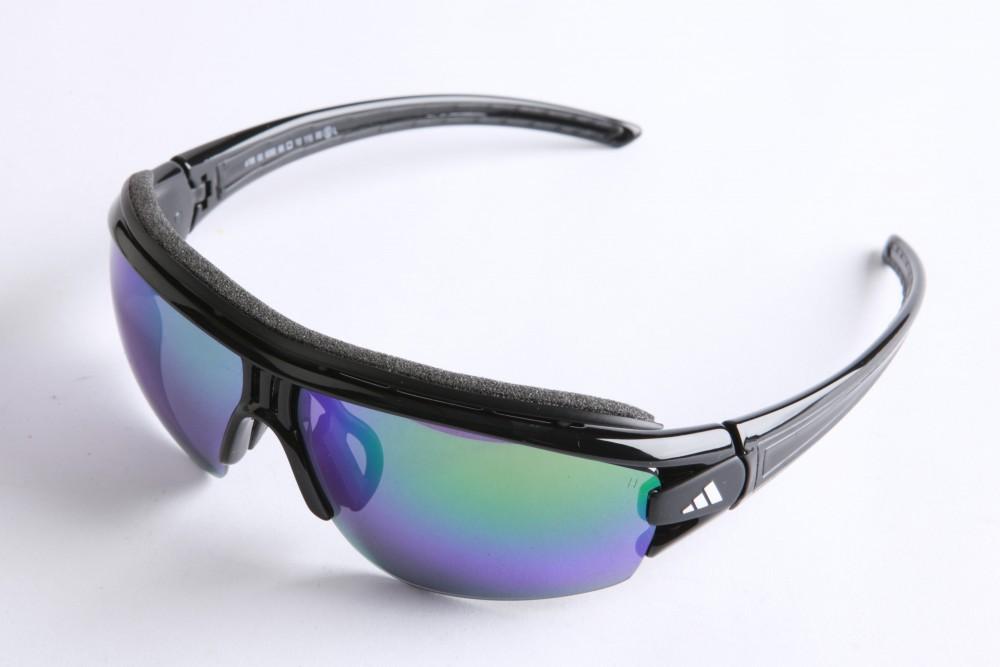 b34e238dcae9 Adidas Evil Eye Half Rim sunglasses review - Cycling Weekly