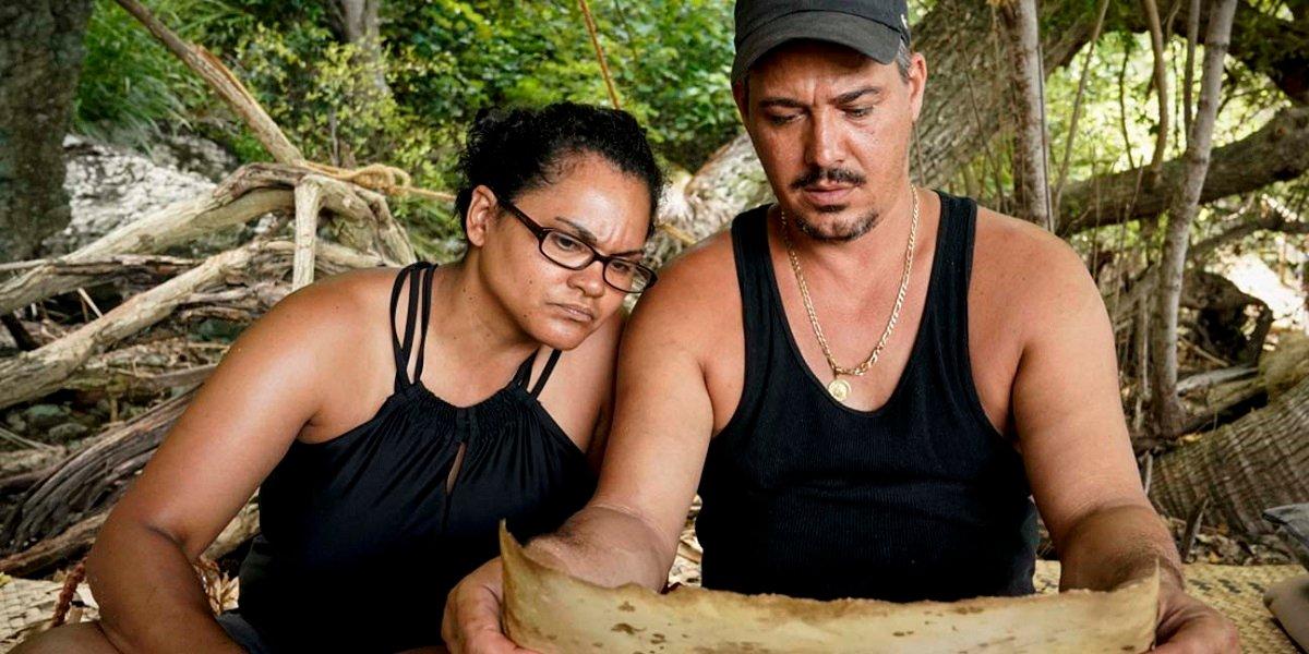 Rob and Sandra Survivor: Island of the Idols CBS