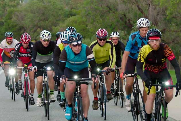 New Cycling Film Celebrates Middle Aged Men In Lycra