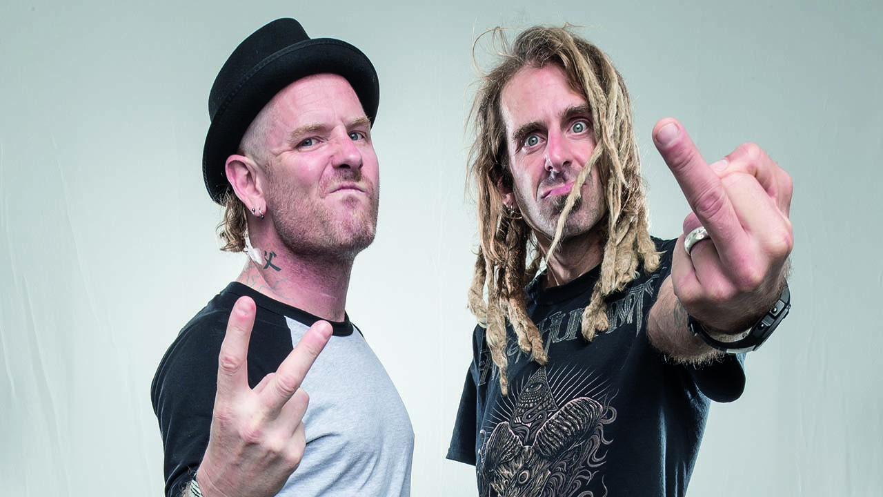 We put Corey Taylor and Randy Blythe in a room and asked them how