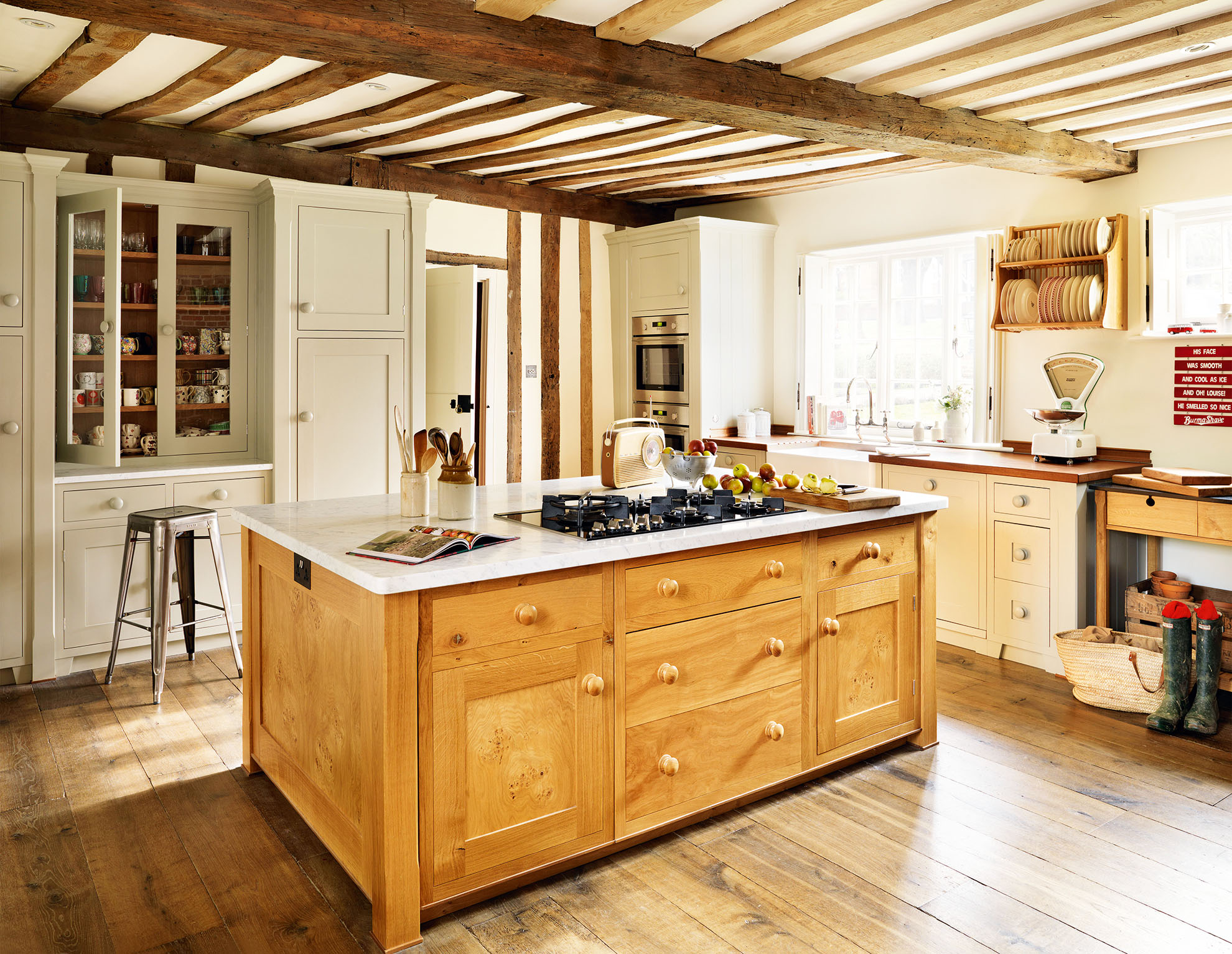 Kitchen Living Home Top Home Design