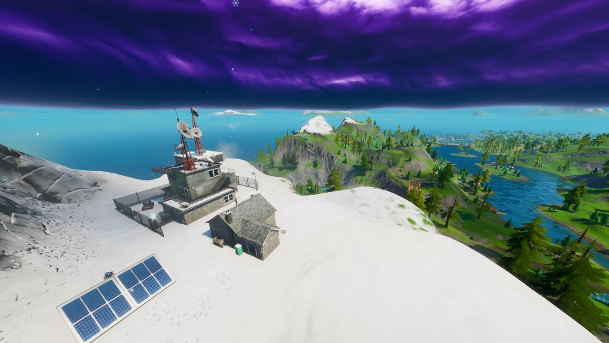 Fortnite Compact Cars Lockies Lighthouse And Weather