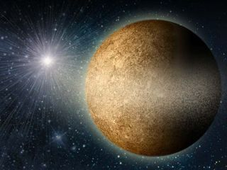 'Super Earth' Discovered at Nearby Star