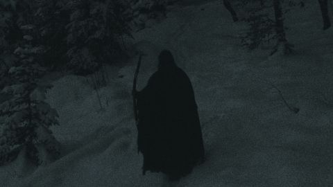 Cover art for Taake - Kong Vinter album