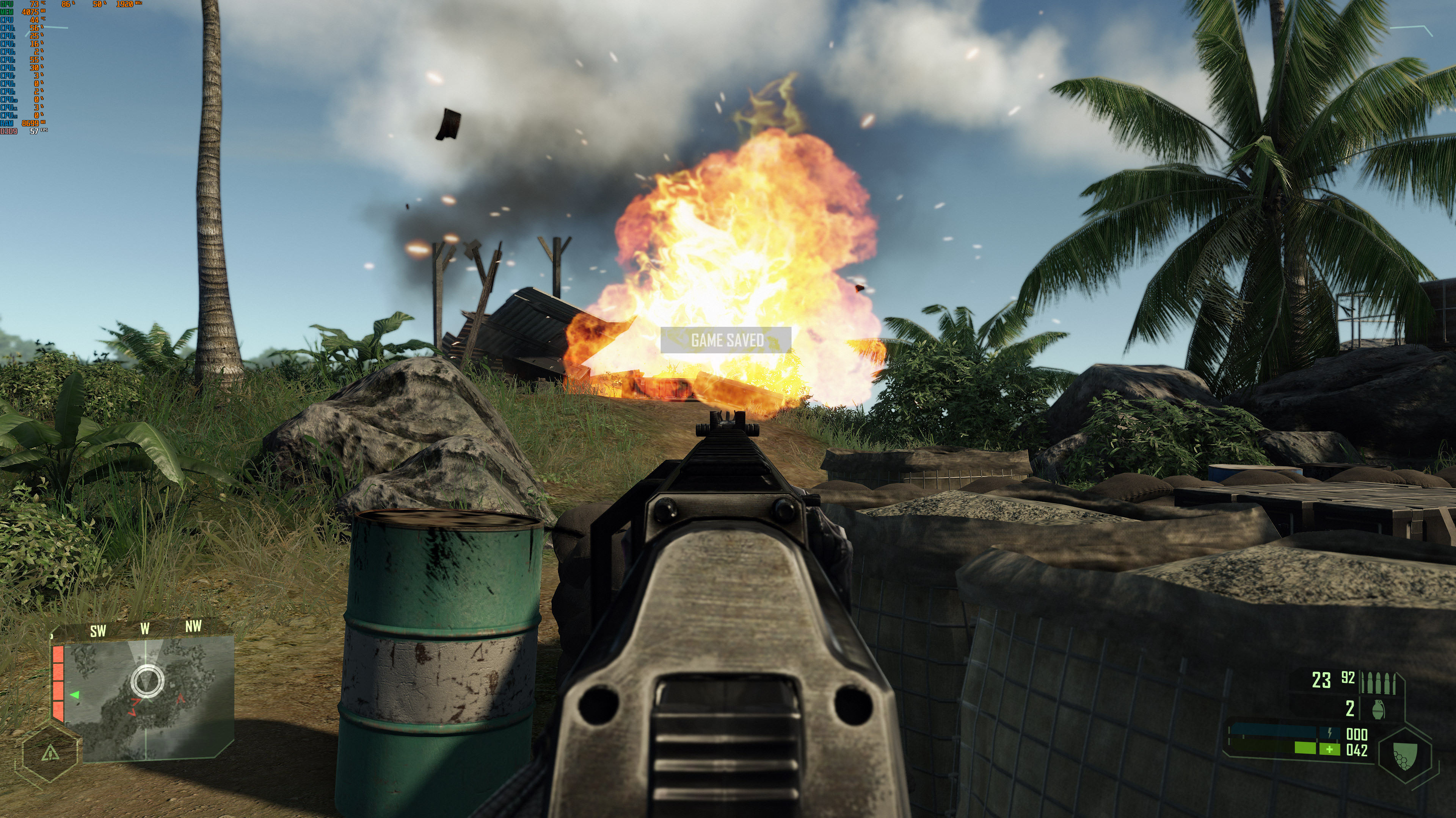 Why Crysis Remastered is needed, even if the original still looks so good 3