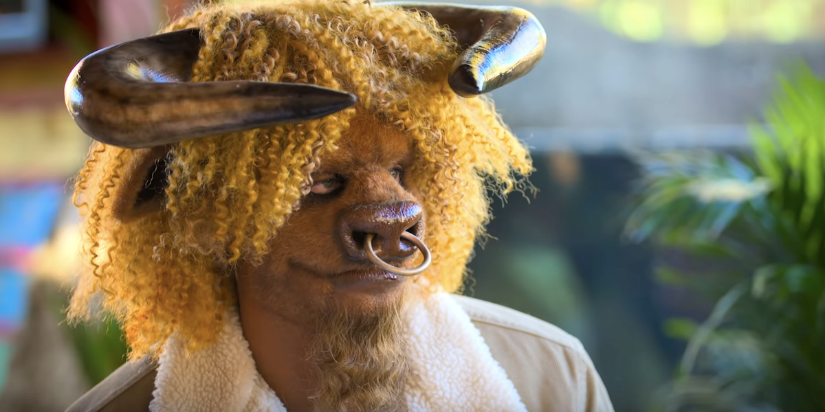 Reviews For Sexy Beasts, Netflix's Dating Show Where People Dress Like Animals, Are In And They Are Ferocious
