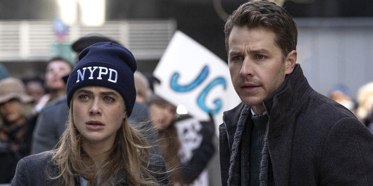 Manifest Season 1 Melissa Roxburgh as Michaela Stone Josh Dallas as Ben Stone NBC