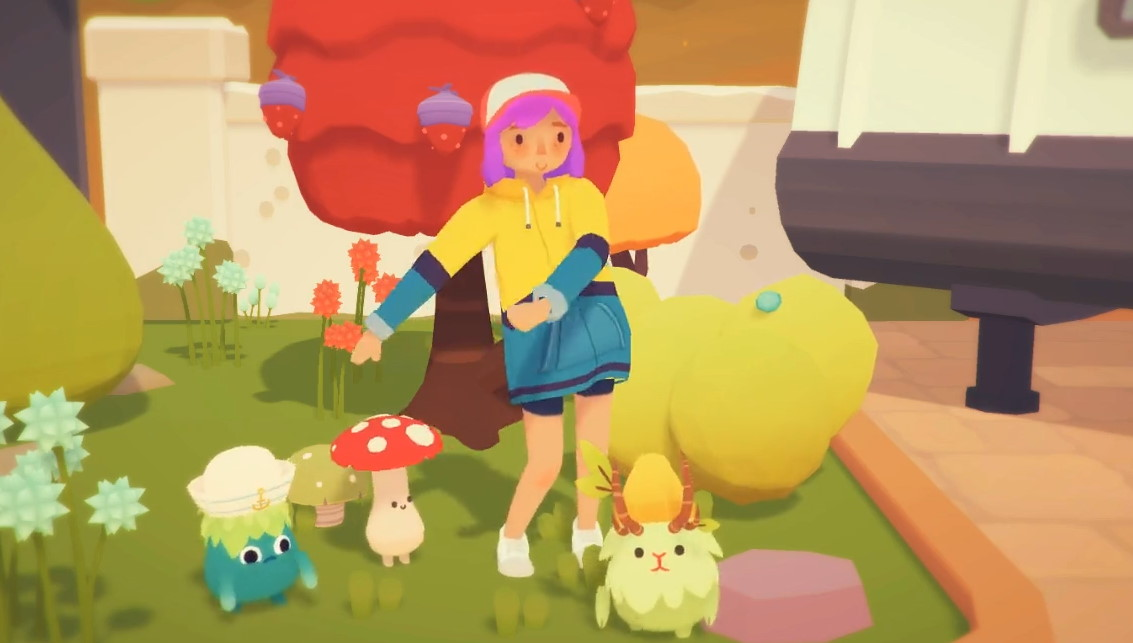 Ooblets is an Epic exclusive, and its creators say it's
