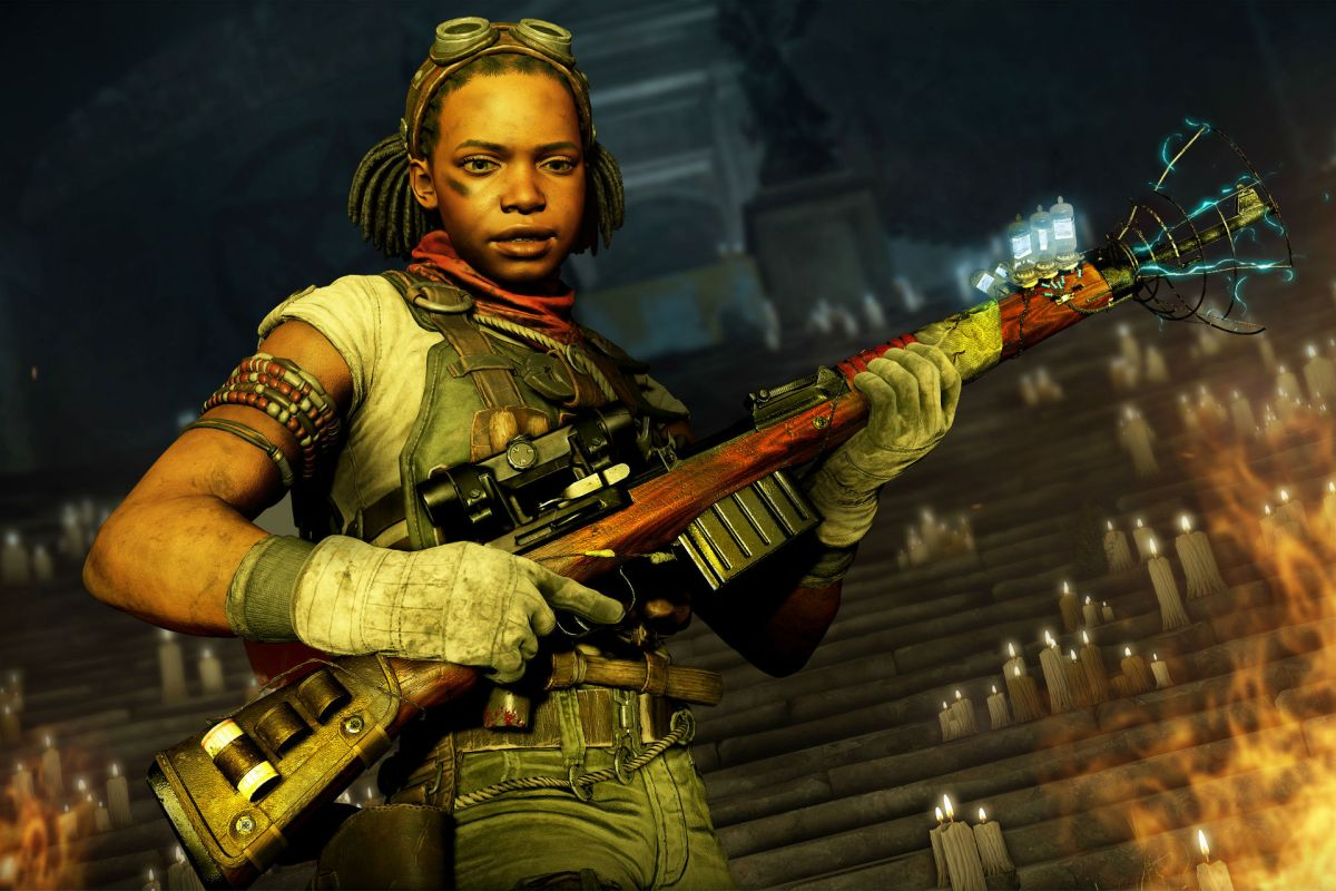Zombie Army 4: Dead War channels grindhouse horror for cheap shooter thrills
