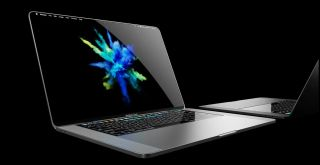MacBook Pro 2021 Touch concept designed by Abovergleich
