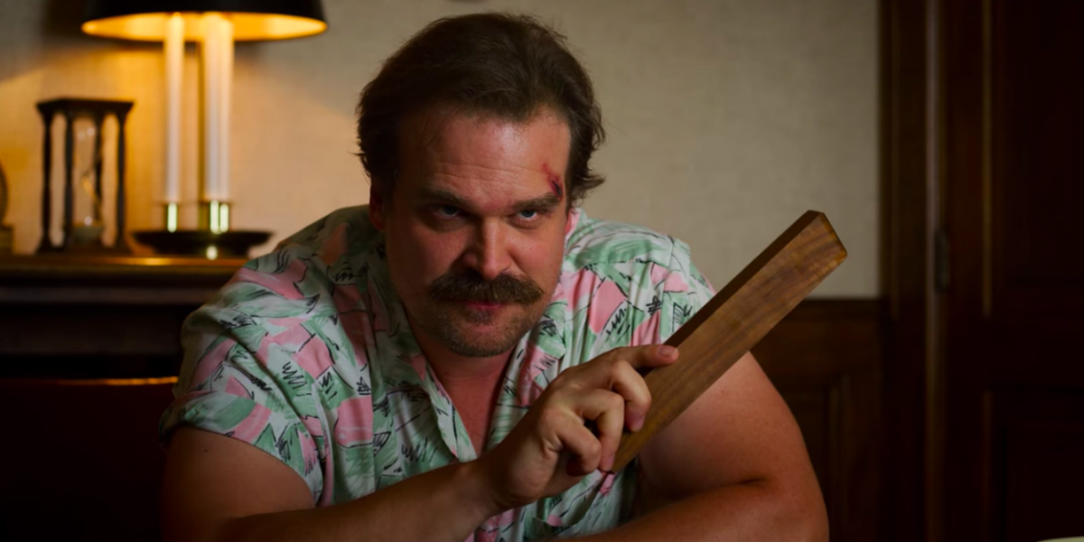 Stranger Things' David Harbour Really Hated The Name 'Stranger Things' At First