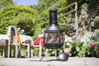 Best outdoor log burner guide