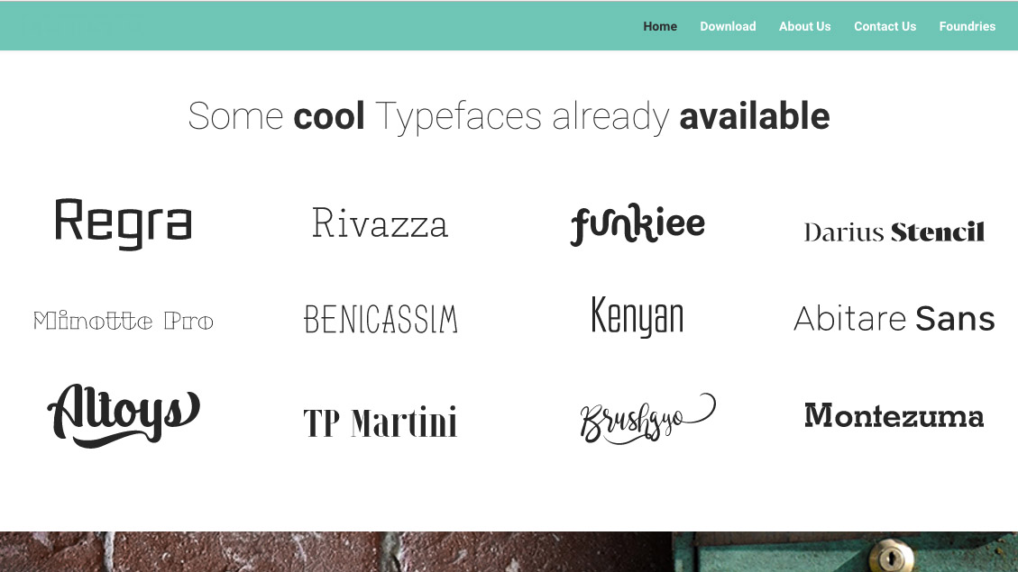 Spotify for typographers font library launches | Creative Bloq