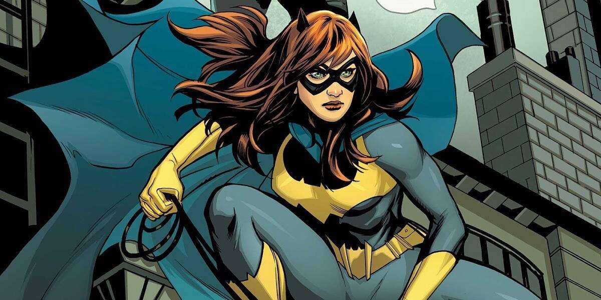 Batgirl in the comics