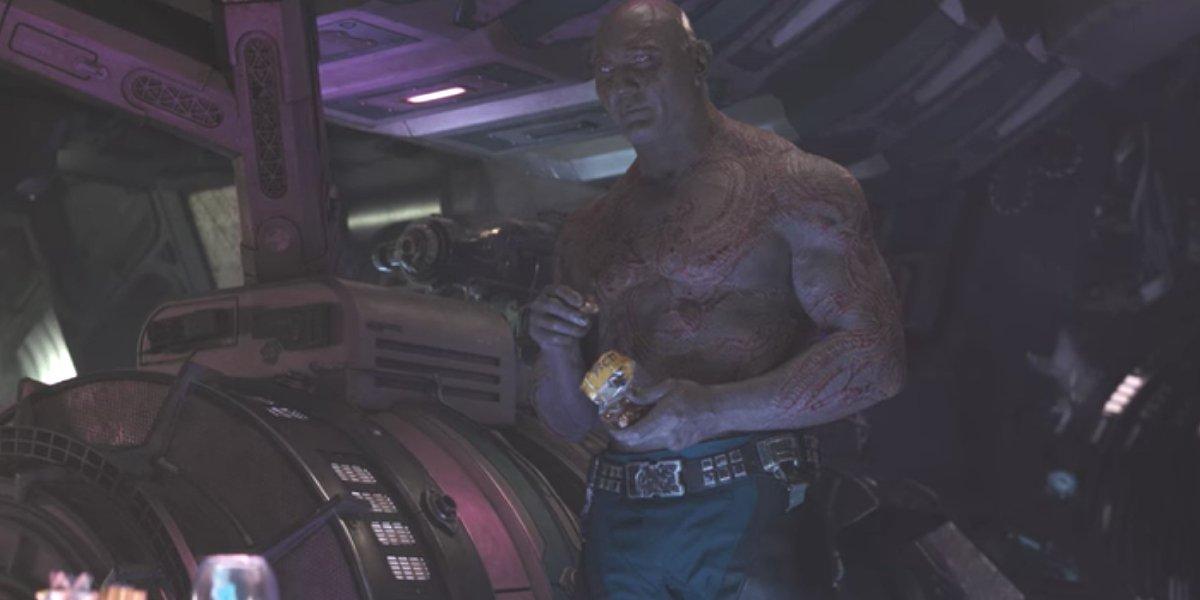 Has anyone seen Drax?