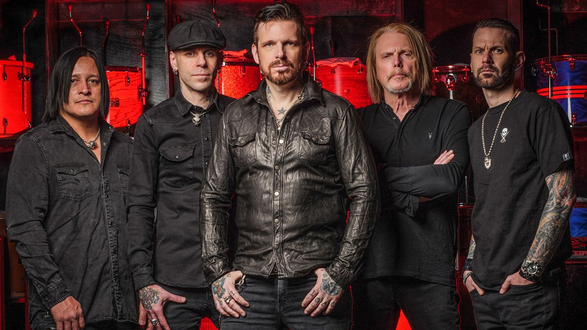 Black Star Riders share video for In The Shadow Of A War Machine