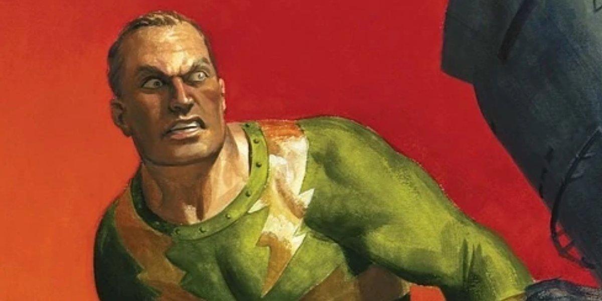 Dynamic Man from Marvel Comics