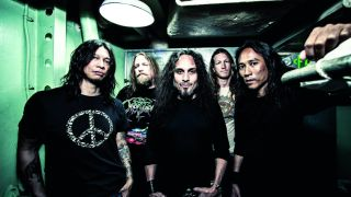 Death Angel band shot