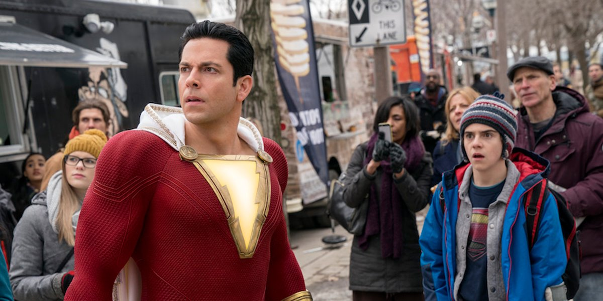 Shazam! Actor Zachary Levi Really Wanted To Play Deadpool