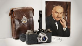 Ersnt Leitz Jr's personal Leica camera goes up for auction