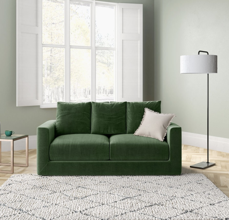 Habitat small sofa