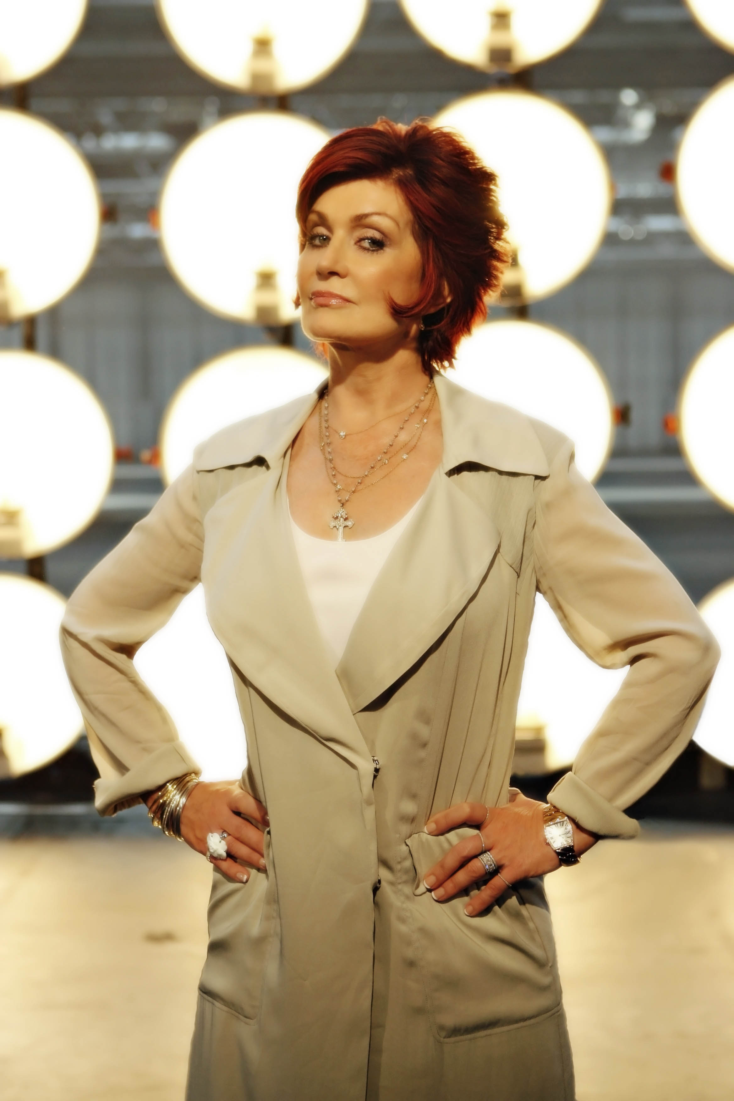 Sharon Osbourne allegedly attacked model