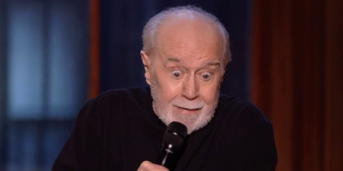 George Carlin in ...It's Bad for Ya