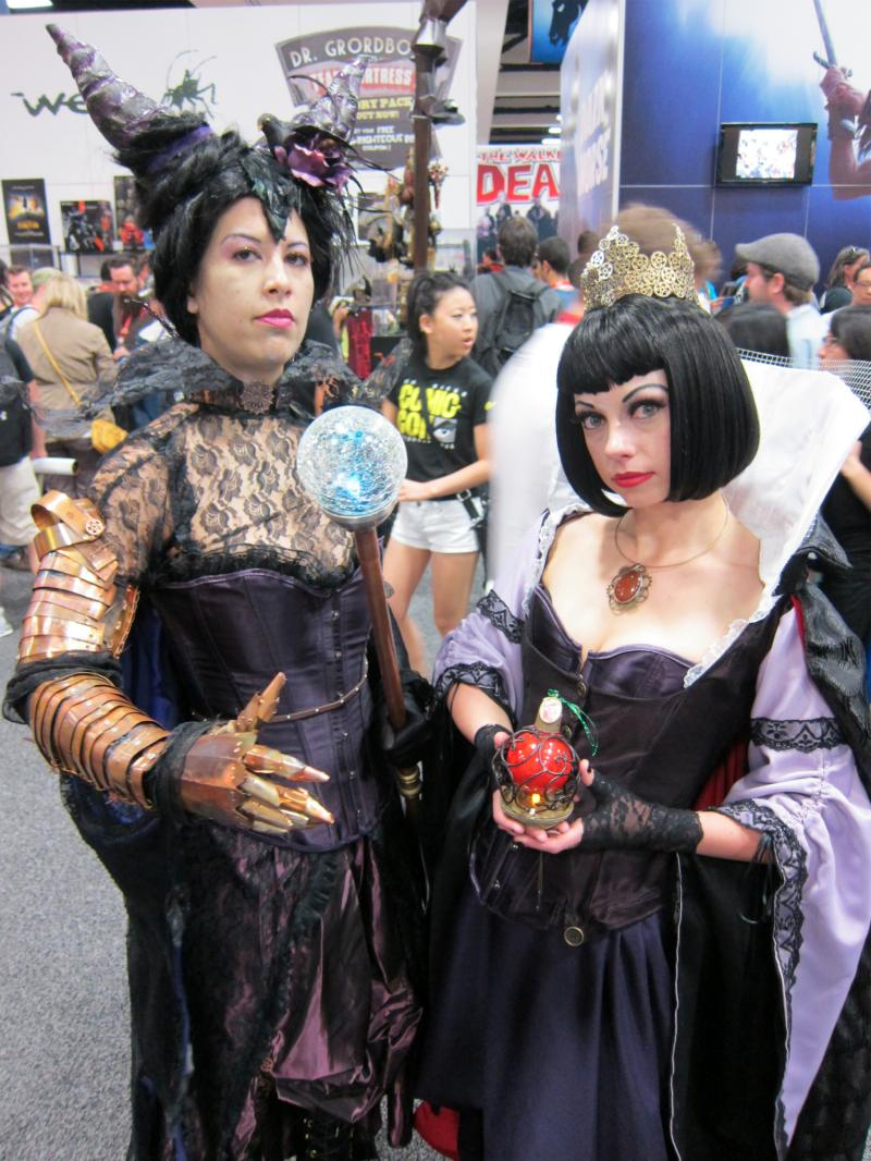Comic Con 2011: The Best Costumes Of Day 4 #4941