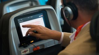 Wireless headphones support coming to in-flight entertainment systems