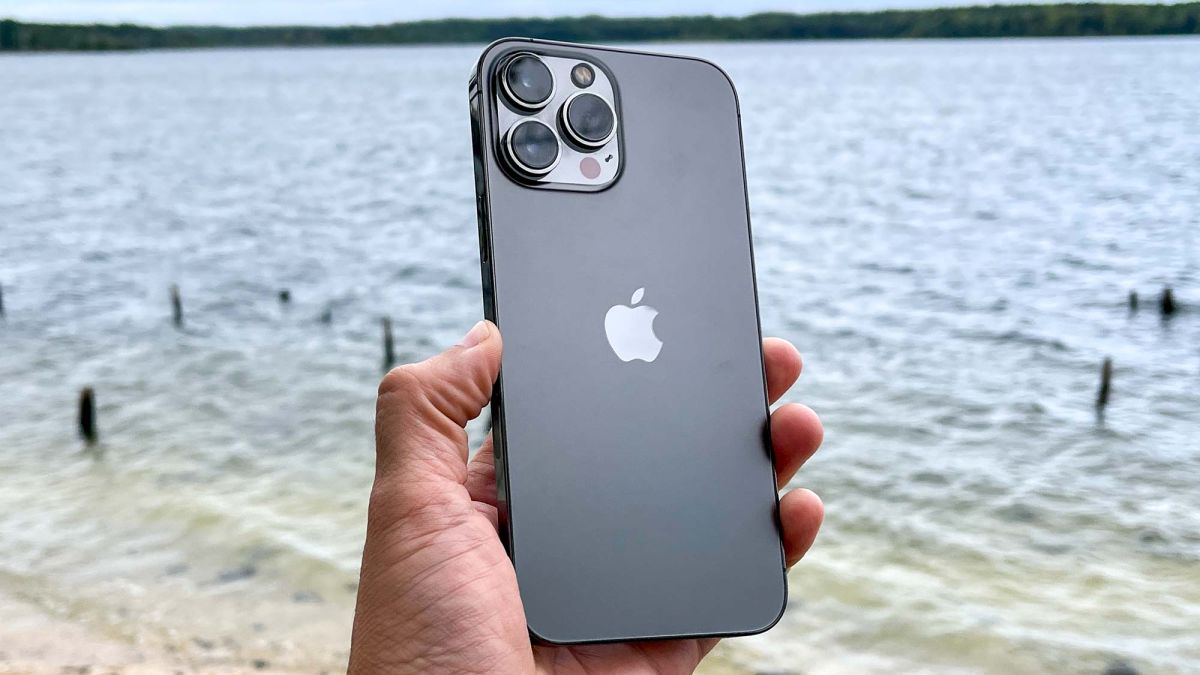 iPhone 13 Pro Max review: The best phone period