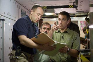 expedition 35 crew, training