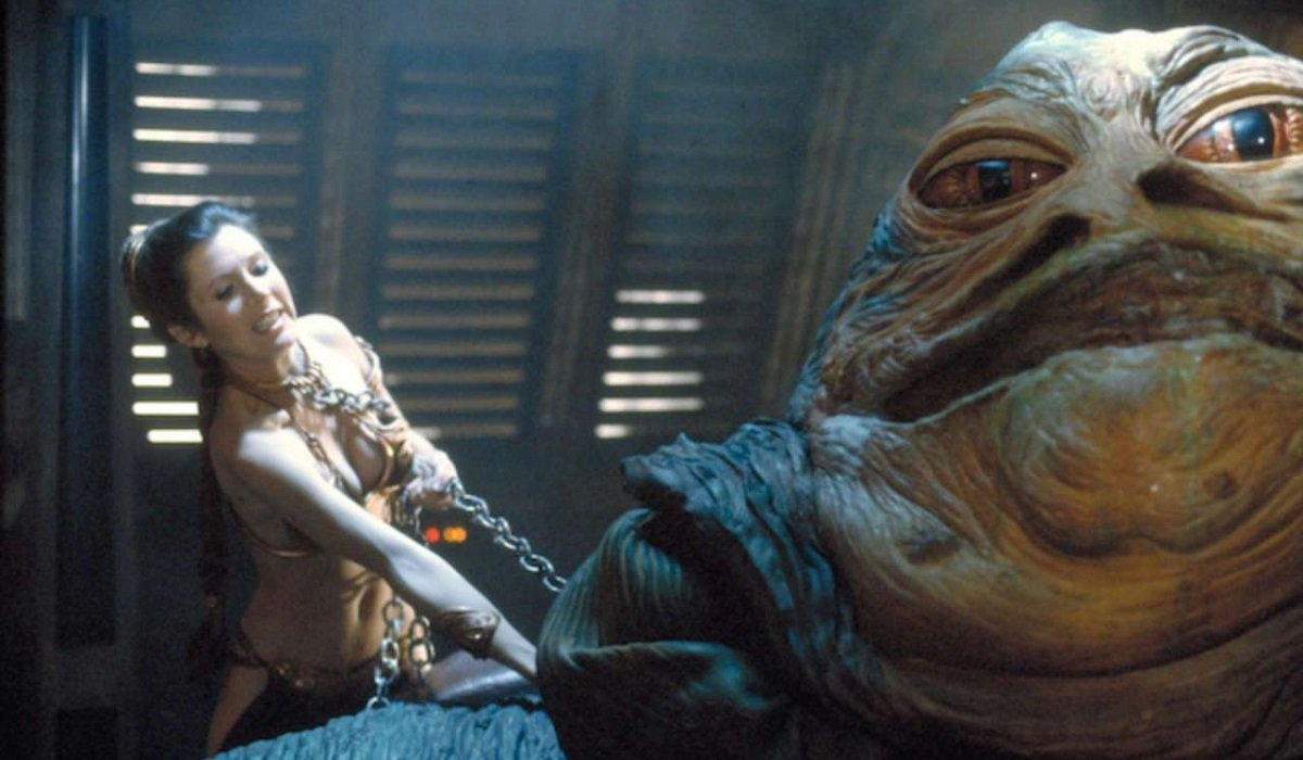 Leia Return of the Jedi