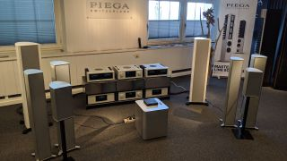 Piega Premium Wireless offers hi-res streaming and high-end speakers