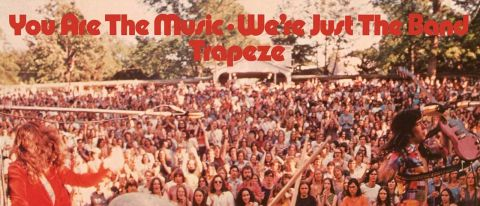 Trapeze: You Are The Music, We're Just The Band