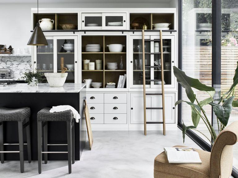 White Kitchen Design Ideas Real Homes