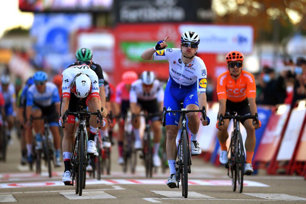 Vuelta a España — этап 4