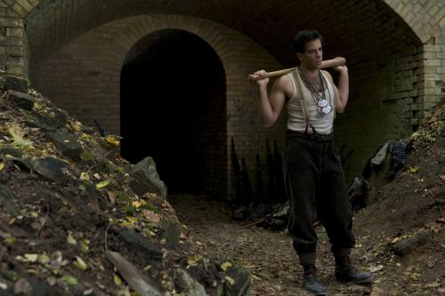 Inglourious Basterds - Eli Roth plays Sgt Donnie Donowitz in Quentin Tarantino's World War Two revenge fantasy
