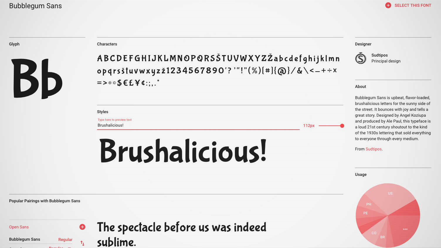 23 amazing free Google web fonts | Creative Bloq