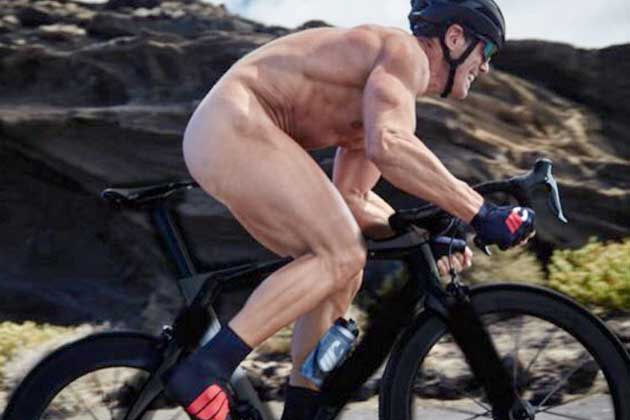 Mario Cipollini Gets Naked To Promote Mystery Bike - Cycling Weekly-9248