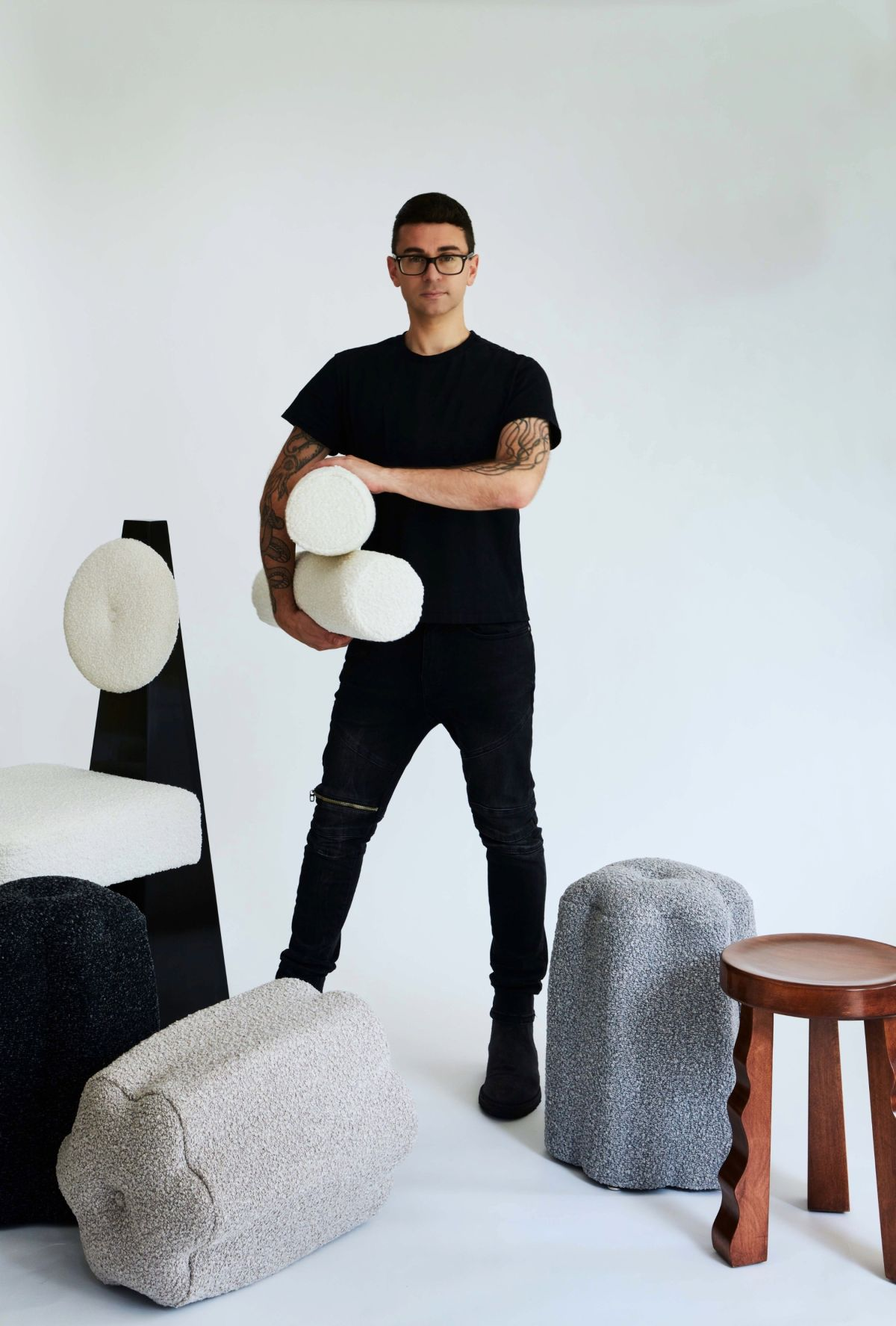Homes & Gardens exclusive: Christian Siriano unveils his first furniture collection with 1stDibs