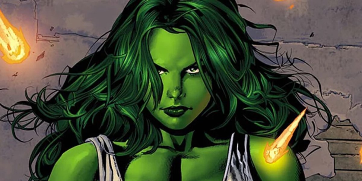 I Don't Know If Alison Brie Is Being Considered For She-Hulk, But She'd Be Great