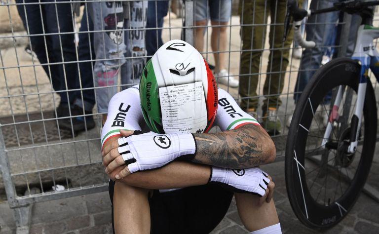 Giacomo Nizzolo wins his Giro stage