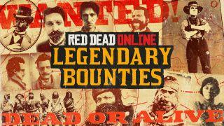Red Dead Online Legendary Bounties