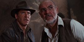 Harrison Ford Delivers Touching Tribute To Sean Connery Following Indiana Jones Star's Death
