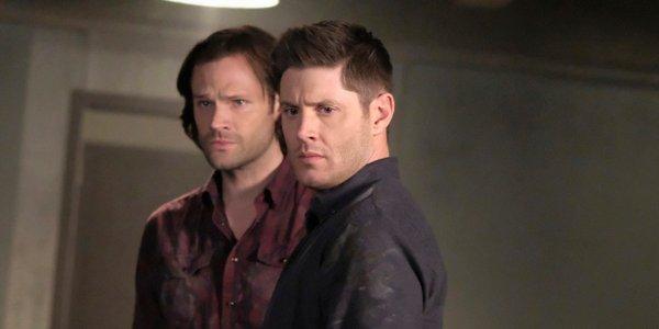supernatural season 14 sam dean winchester the cw