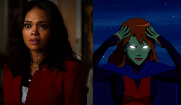 Miss Martian Sharon Leal