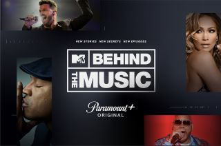 Behind the Music on Paramount+